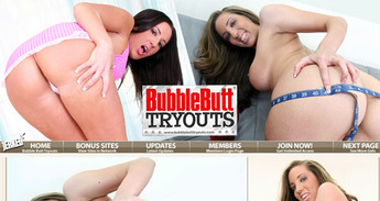 Bubble Butt Tryouts