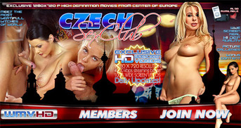 Czech Sex Club