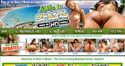 Mike in Brazil Review