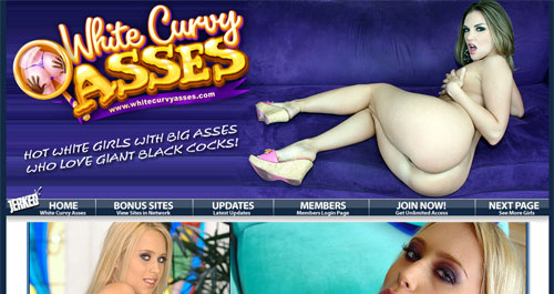 White Curvy Asses Review
